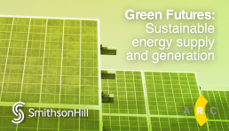 Solar panels and sustainable energy generation system